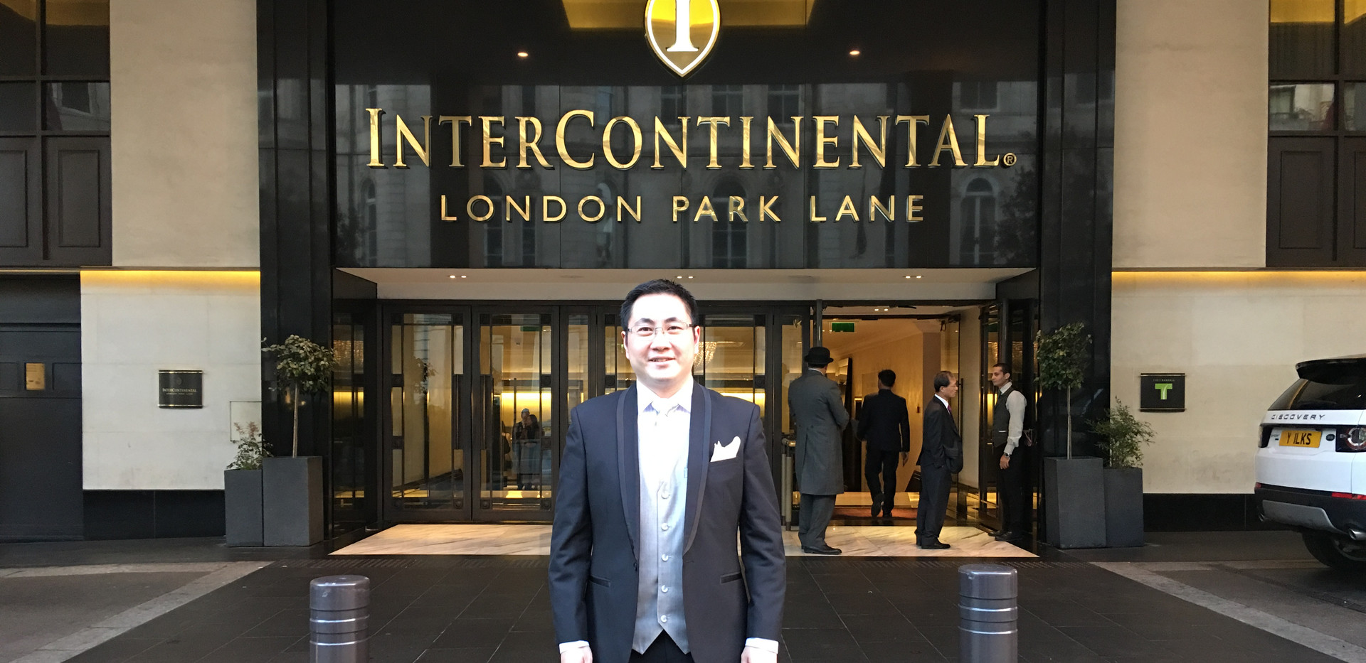 Mr. Kenneth K.Y. Poon at Intercontinenta