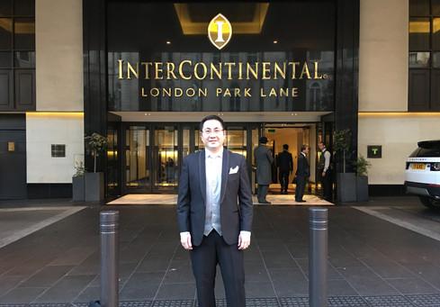 Mr. Kenneth K.Y. Poon at Intercontinenta