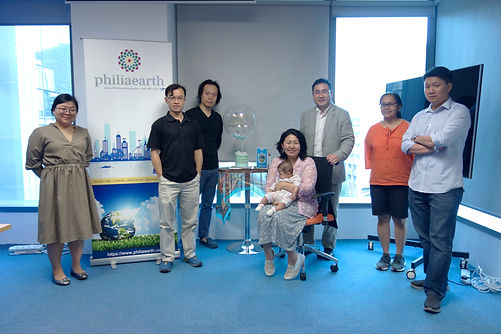 Philia Earth (3rd Years Anniversary) Apr