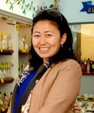 Dr Ailin Iwan