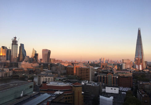 London's scenery