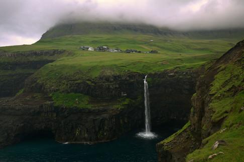 Mulafossur - Færøerne