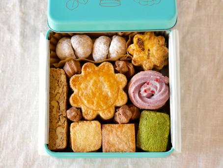 【薬膳クッキー缶 夏・販売のお知らせ】