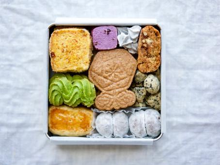 【薬膳クッキーボックス販売のお知らせ】