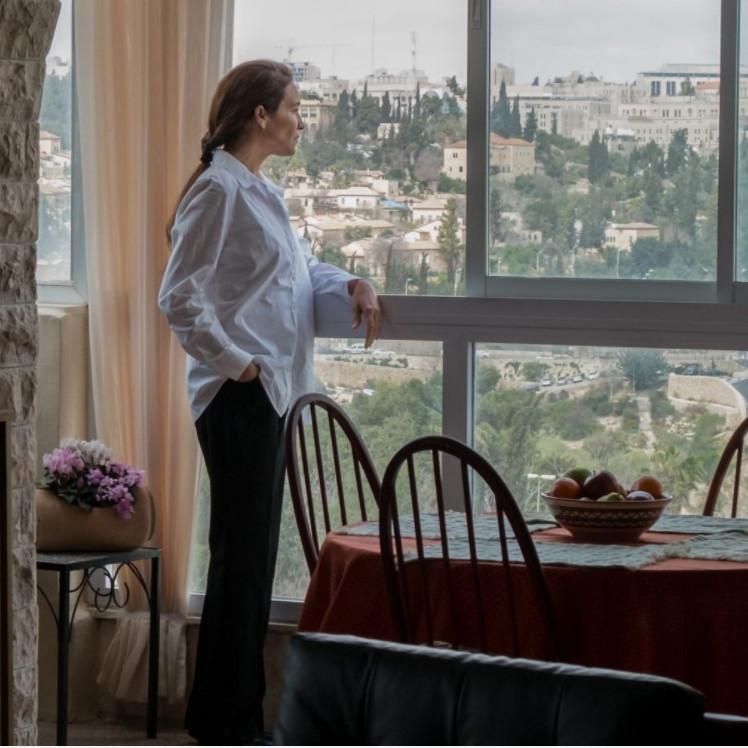 ירושלים על המסך?