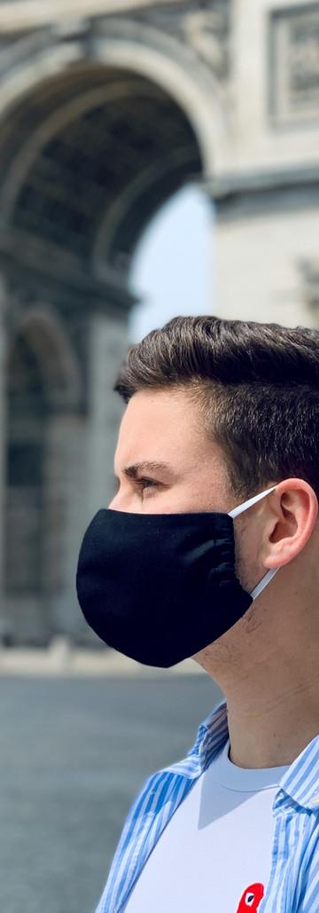 Masque Homme