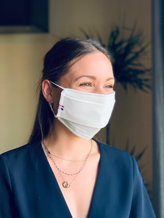 Masque de catégorie 1 testé par l'IFTH (30 lavages)