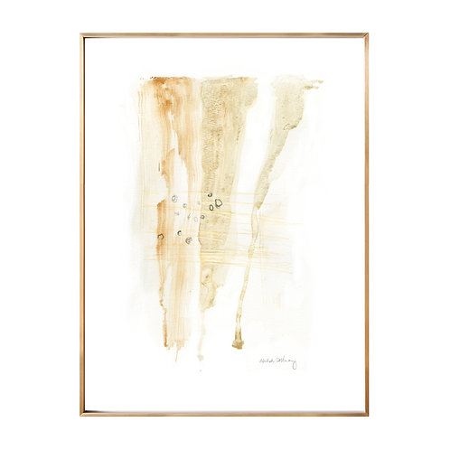 Gold Flow NO.2 (Giclée quality prints $18-$82)