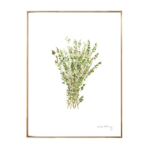 Thyme (Giclée quality prints $18-$82)