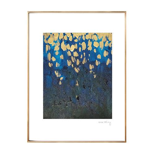 Blue NO.3 (Giclée quality prints $18-$82)