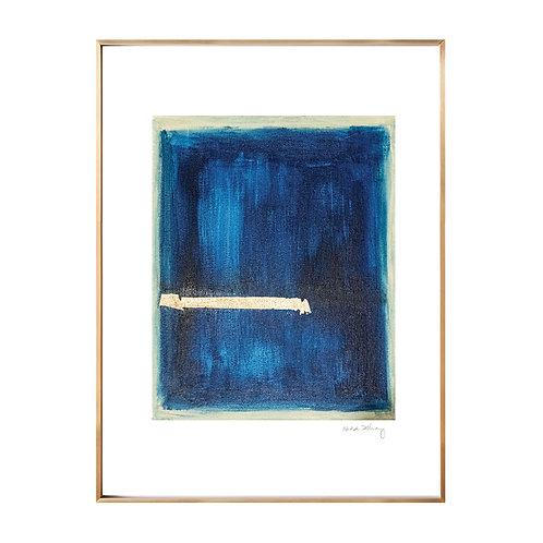 Blue NO.1 (Giclée quality prints $18-$82)