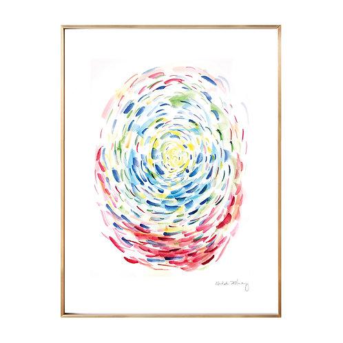 Dancing Light NO.1 (Giclée quality prints $18-$82)