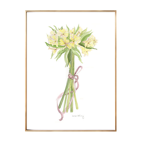 Bouquet Series NO.4 (Giclée quality prints $18-$82)