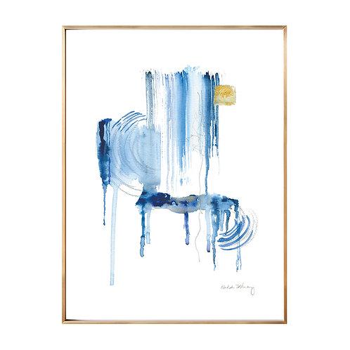 Rain NO.3  (Giclée printing quality $18-$82)