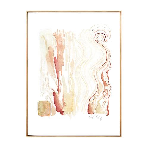 Gold Flow  (Giclée quality prints $18-$82)