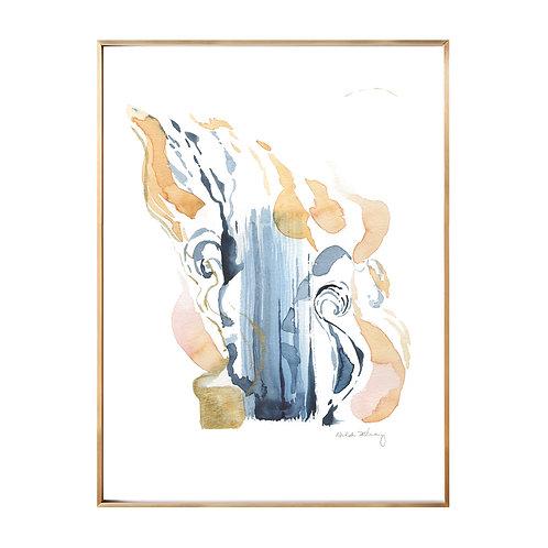 Blue Gold  (Giclée quality prints $18-$82)