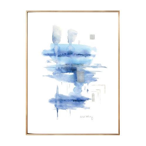 Rain NO.1 (Giclée quality prints $18-$82)