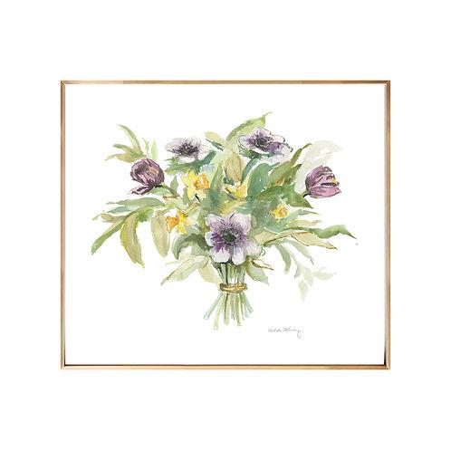 Bouquet Series NO.1 (Giclée quality prints $18-$82)