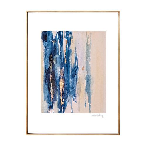 Blue NO.2 (Giclée quality prints $18-$82)