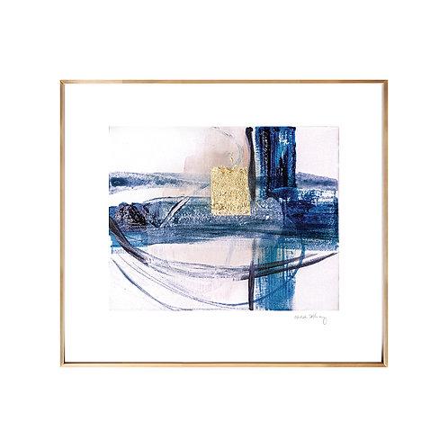 Blue NO.5 (Giclée quality prints $18-$82)