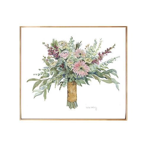 Bouquet Series NO.2 (Giclée quality prints $18-$82)
