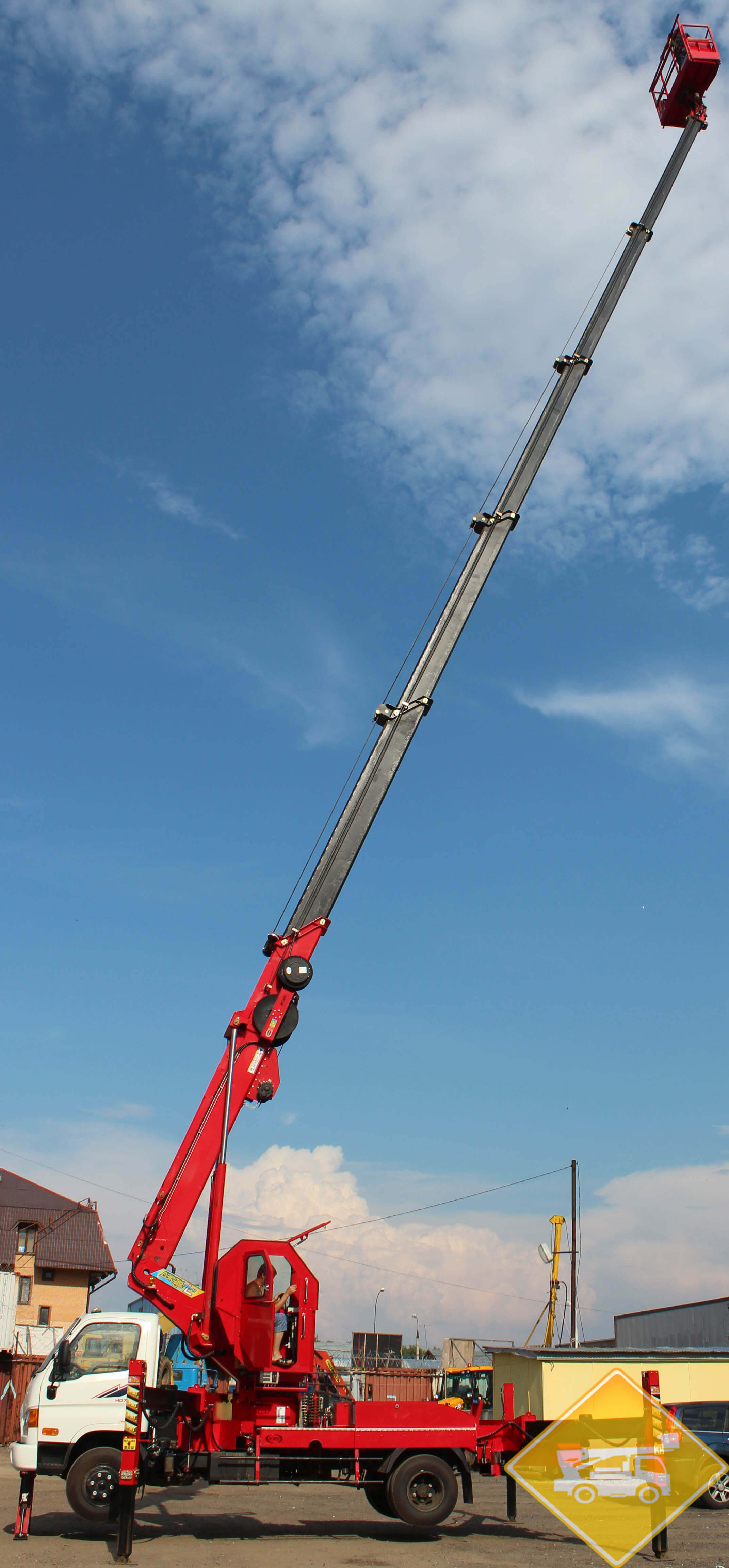 Автовышка 40 метров