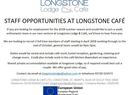 Why not work with us in 2018?