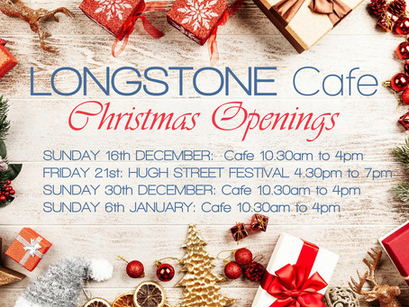 Festive Café Openings