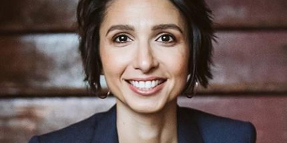 Inspired Leaders! Speaker Series Welcomes Diana Kander