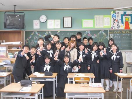 2010.2.2  講演会 大生院中学校