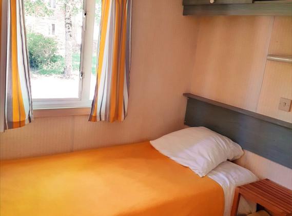 Chambre 2  (1 x lit simple)