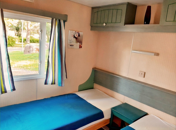 Chambre2 (2 x lit simple)