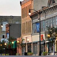 Ark City KS downtown