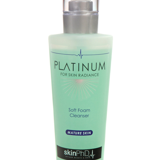 Platinum Soft Foaming Cleanser