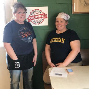 Caldwell's March Business of the Month Winner