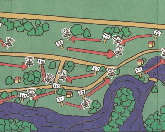 Wellington Disc Golf Course