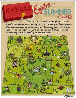 SUmner County KS Sampler Festival Market