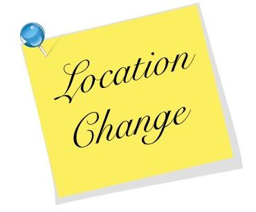 Blood Drive Location Change 9.12.20