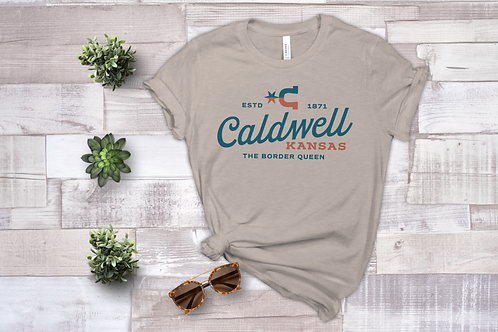 Official Caldwell T-shirt PRE-ORDER