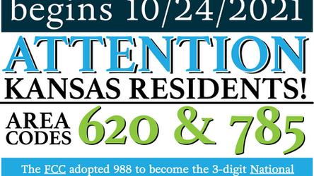 Attention Kansas Residents