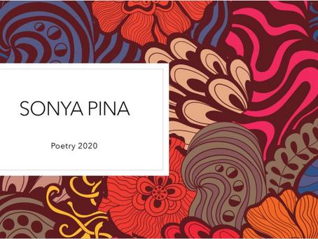 Sonya Pina Poetry