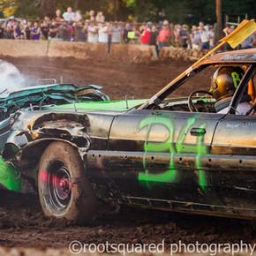 Figure 8 Race & Demo Derby