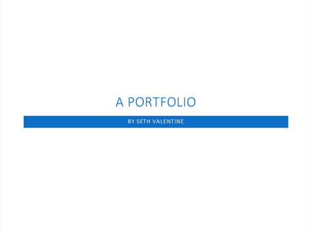A Portfolio