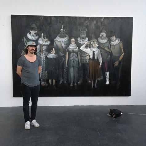 Sebastian Klein - Winterresidency