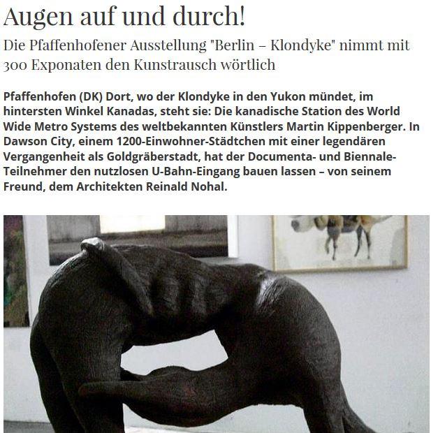 PK   Berlin -Klondyke