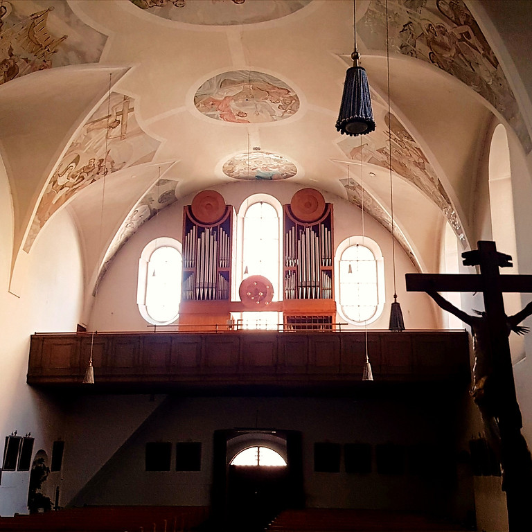 Weingartner - Führung Spitalkirche