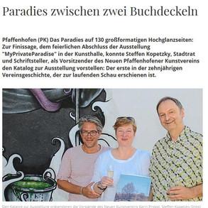 PK | Katalogpräsentation Wolfgang Ellenrieder