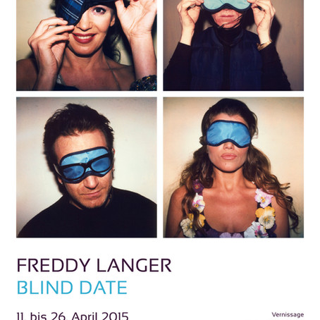 Freddy Langer – Blind Date