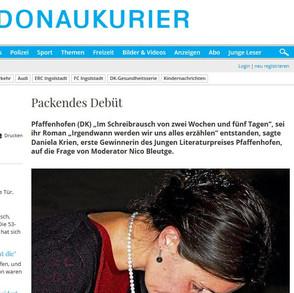 PK | Hallertauer Debütpreis
