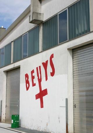 Beuys und die Demokratie
